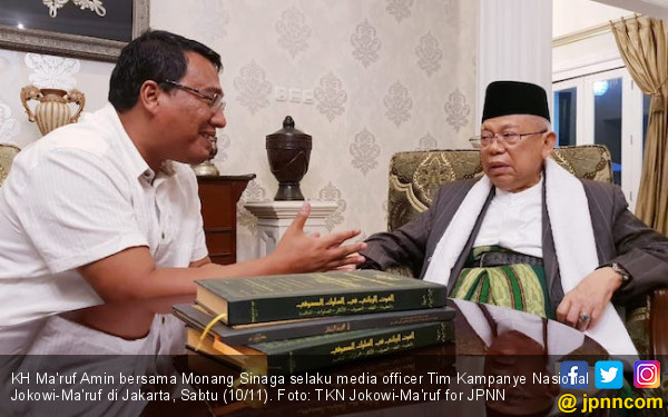 Kutip Ayat Suci, Abah Ajak Publik Akui Prestasi Jokowi - JPNN.COM