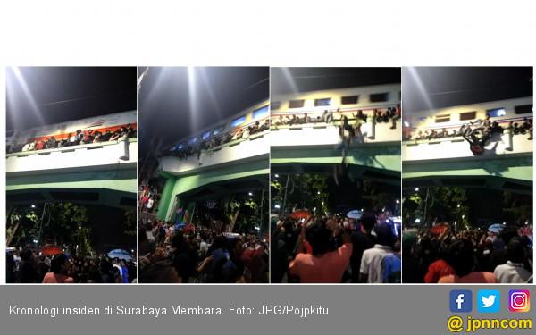 Penonton Surabaya Membara Tewas, Begini Penjelasan PT. KAI - JPNN.COM