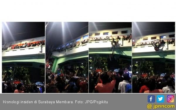 Pemprov Beri Santunan Korban 'Surabaya Membara' - JPNN.COM