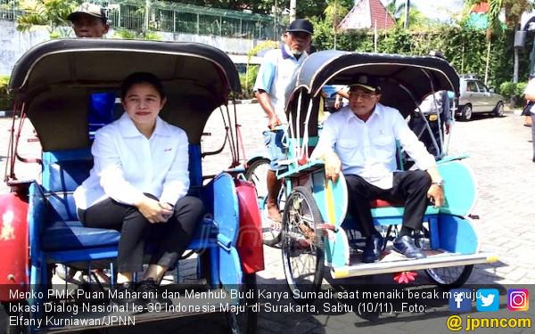 Menko PMK & Menhub Beber Capaian Positif Pemerintahan Jokowi - JPNN.COM
