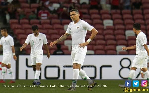 Bima Sakti Ungkap Penyebab Indonesia Ditekuk Singapura - JPNN.COM