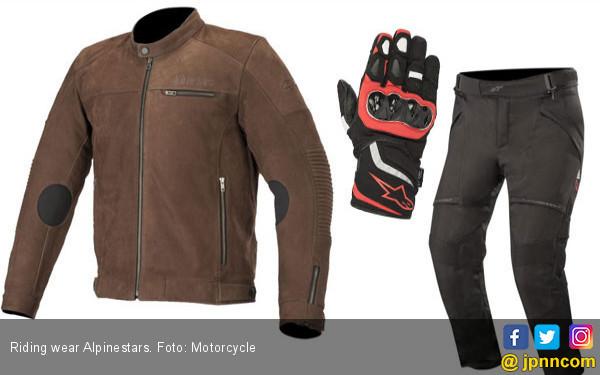 Riding Ware Alpinestars Buat Rider Milenial - JPNN.COM