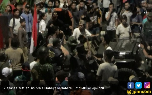 Ternyata Ada Insiden Lain Sebelum Surabaya Membara Dimulai - JPNN.COM