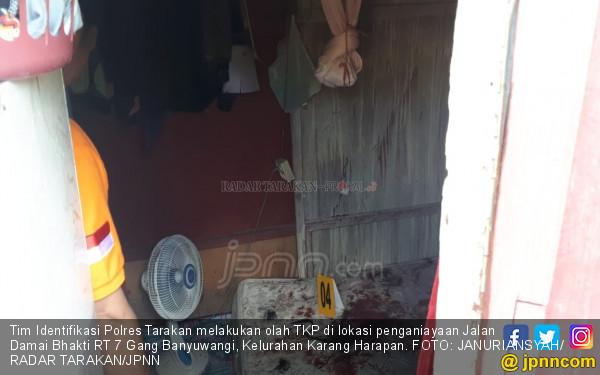 Rina Keluar Rumah dengan Kondisi Bersimbah Darah - JPNN.COM