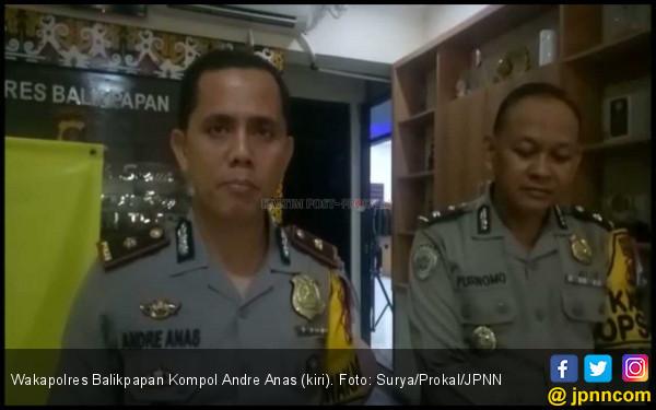 Brigadir HW dan Briptu SDP, Kalian Merusak Citra Polri! - JPNN.COM