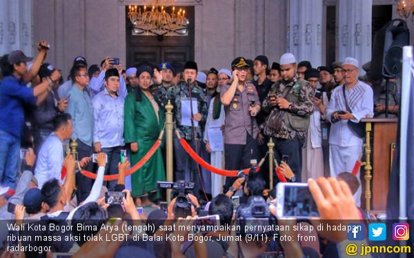 Bogor akan Berantas LGBT Sampai ke Akar-Akarnya, Takbir! - JPNN.COM
