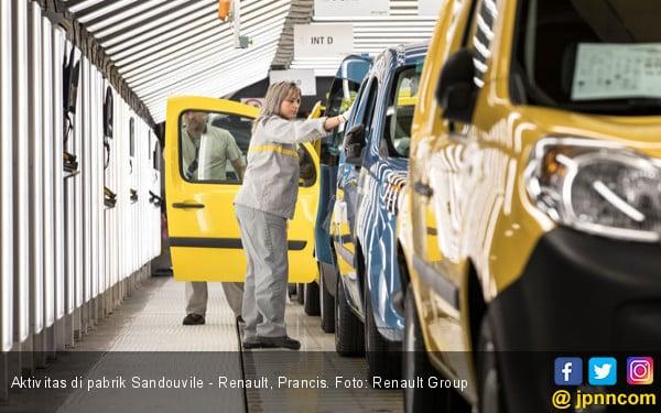 Merger Fiat Chrysler Automobiles dan Renault Batal, Saham Langsung Turun - JPNN.com
