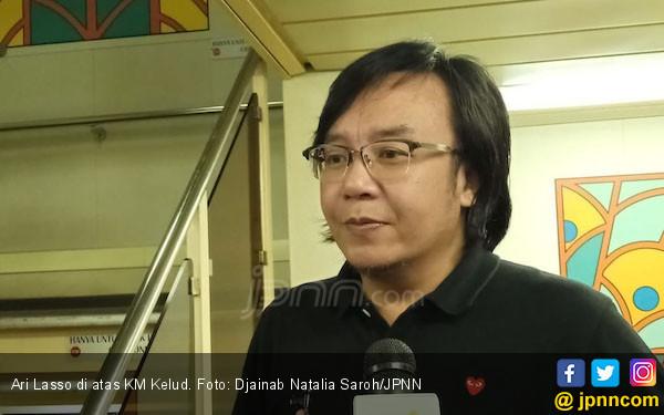Ari Lasso Menangis Mengenang Erwin Eks Dewa 19 - JPNN.com