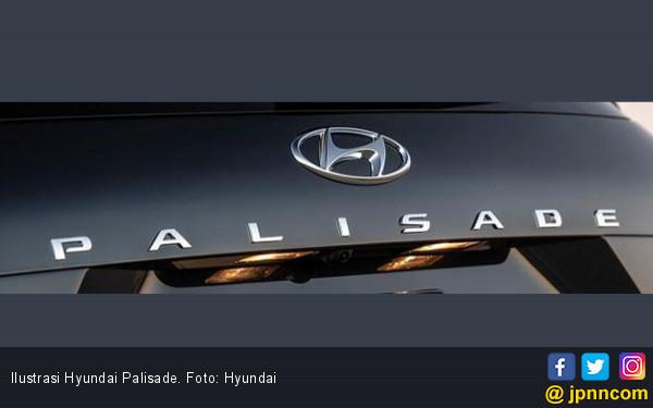 Calon SUV Flagship Hyundai Bernama Palisade - JPNN.COM
