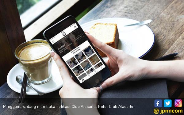 5 Kiat Hidup Sehat di Jakarta Versi Club Alacarte - JPNN.com