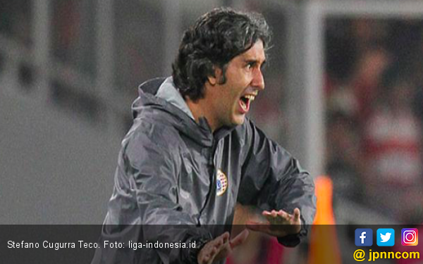 Respons Teco Usai Bali United Taklukkan Tampines Rovers 5-3