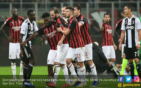 Cek Klasemen Serie A Usai Laga Dramatis AC Milan Vs Juventus - JPNN.COM