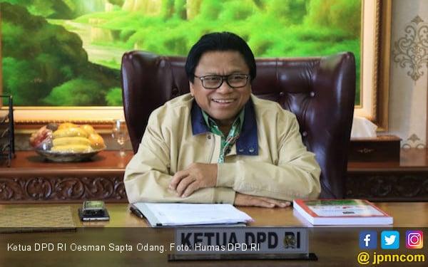 KPU Diminta Masukkan Nama OSO ke Daftar Calon Tetap DPD - JPNN.COM