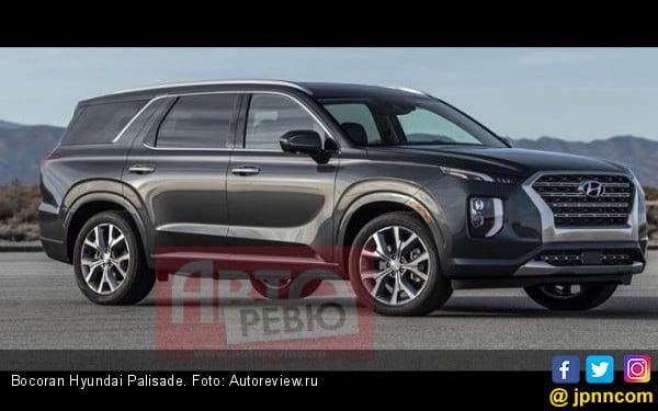 Nih Wujud Utuh Calon SUV Hyundai - JPNN.COM
