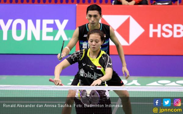 Ronald / Annisa Bikin Kejutan di Hong Kong Open 2018 - JPNN.COM