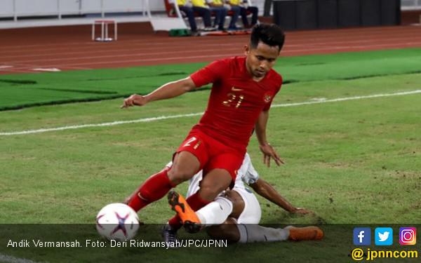 Indonesia vs Timor Leste, Andik Beber Pemain Paling Berjasa - JPNN.COM