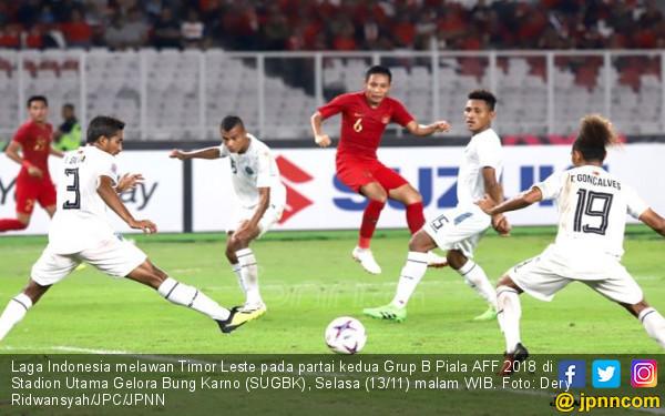 Piala AFF 2018: Kesan Penggawa Timor Leste Jebol Indonesia - JPNN.COM