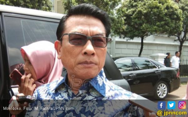 Moeldoko: Ancaman Habib Bahar ke Jokowi Bentuk Penggiringan Opini - JPNN.COM