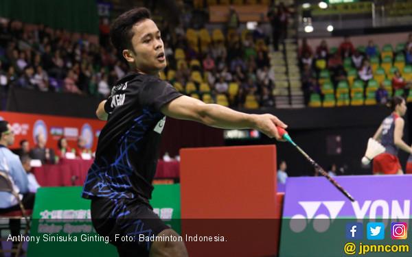 Hong Kong Open: Ginting Bilang Jojo Enggak Gampang Mati - JPNN.COM
