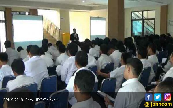 1,5 Juta Pelamar Umum Diluluskan Ikut SKB CPNS Serentak - JPNN.COM