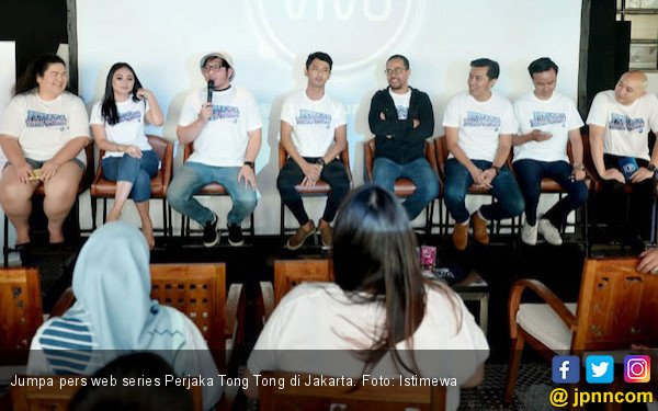 Perjaka Tong Tong, Web Series Dewasa untuk Generasi Milenial - JPNN.COM
