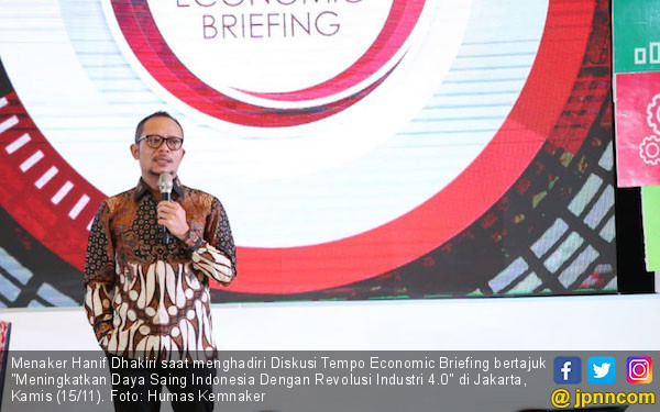 Menaker Ajak UMKM Maksimalkan Pemasaran di Bisnis Online - JPNN.com