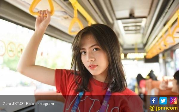 Perjuangan Zara JKT48 Harus Menangis dalam Keluarga Cemara - JPNN.COM
