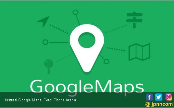 Pencarian Lokasi di Google Maps Lebih Mudah dengan Hashtag - JPNN.COM
