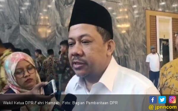 Menurut Fahri Hamzah, Imbauan Presiden Jokowi Datar, Normatif - JPNN.com