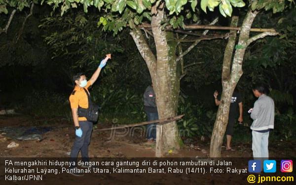 Lihat Kaki di Pohon Rambutan usai Main Futsal, Seram Banget - JPNN.COM