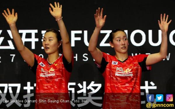 2 Wanita Negeri Ginseng jadi Finalis Pertama Hong Kong Open - JPNN.COM