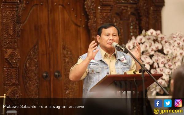 Di Depan Para Cukong, Prabowo Klaim Junjung Tinggi Humanisme - JPNN.COM