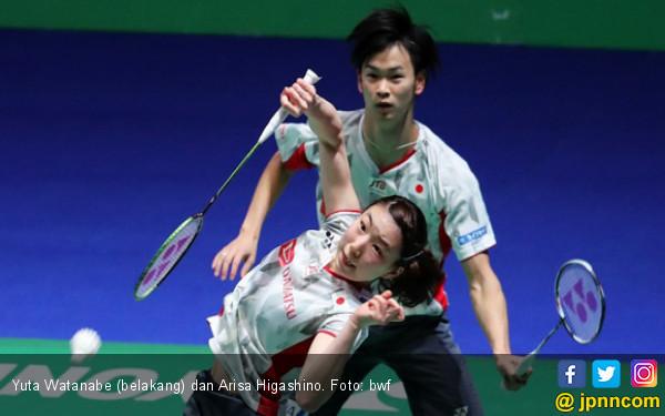 Yuta Watanabe / Arisa Higashino Masuk Final Hong Kong Open - JPNN.COM