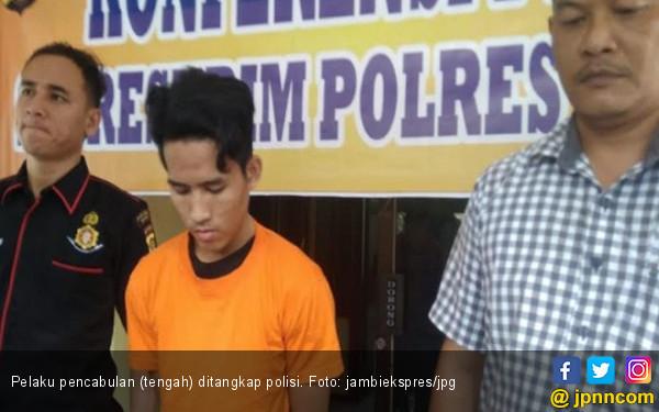 Tukang Pangkas Rambut Cabuli Anak di Bawah Umur di Jambi - JPNN.com
