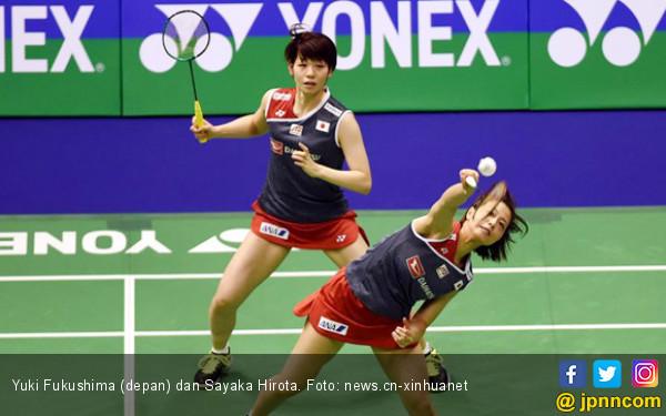Ini Aksi Paling Menggairahkan di Final Hong Kong Open 2018 - JPNN.COM