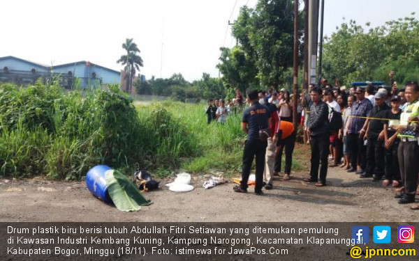 Selain Bunuh Dufi, Nurhadi Juga Sempat Lukai Istri Sendiri - JPNN.COM