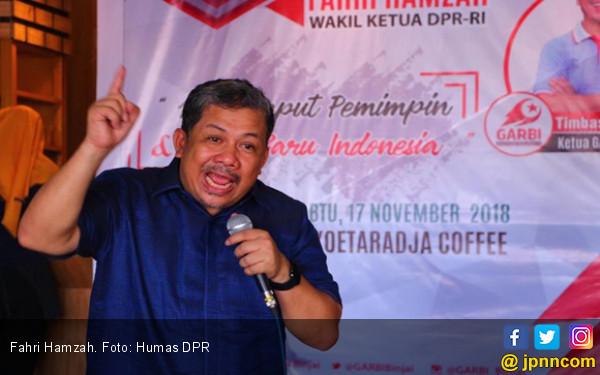 Fahri Hamzah Geram ke Sri Mulyani, Begini Alasannya - JPNN.com