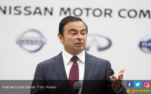 Carlos Ghosn Akhirnya Hirup Udara Segar dengan Uang Jaminan Rp 126 Triliun - JPNN.COM