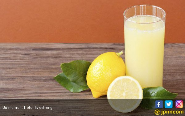 7 Manfaat Air Lemon Bagi Kesehatan
