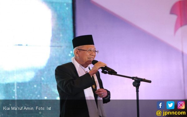 Ma'ruf Amin Perkuat Soliditas Dukungan Jabar - JPNN.COM