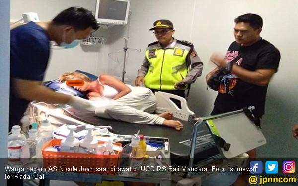 Penjelasan Polisi soal Cewek Bule Buang Bayi di Bali - JPNN.COM