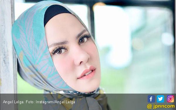 Angel Lelga Bongkar Gimik Pernikahannya dengan Vicky Prasetyo - JPNN.com