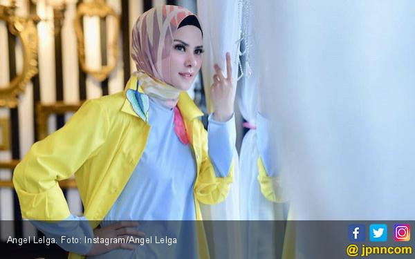 Angel Lelga: Setelah Menikah terjadi Beberapa Peristiwa Mengejutkan - JPNN.com