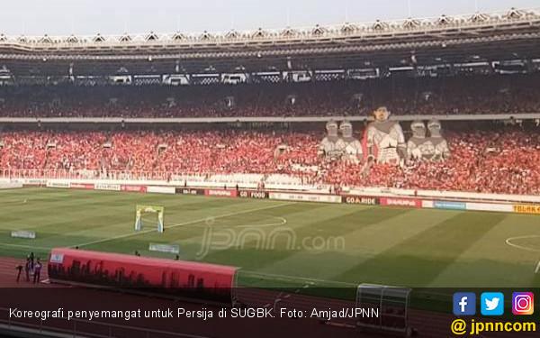Persija Jakarta Siap Rayakan di SUGBK - JPNN.COM