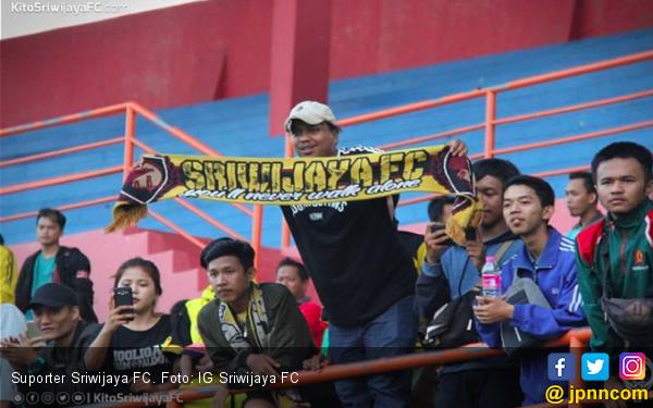 Bermain dengan 10 Pemain, Sriwijaya FC Menang Tipis dari Persibat Batang - JPNN.com