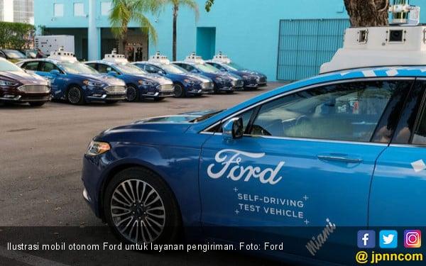 Potensi Teknologi Ford Cetak Pengangguran di Bisnis Kurir - JPNN.COM