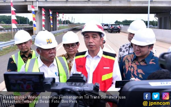 Tol Bakauheni - Terbanggi Besar Sepanjang 140,9 Km Segera Beroperasi - JPNN.com