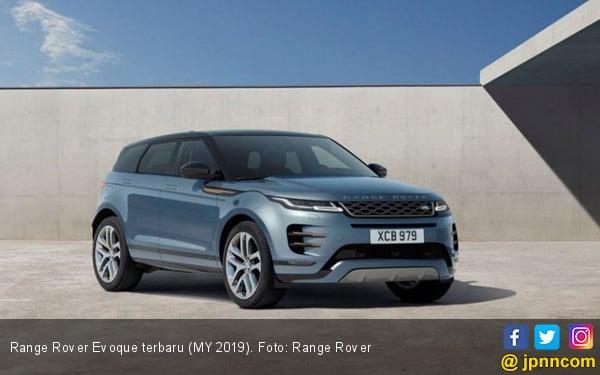 Range Rover Evoque Terbaru Bikin Meleleh! - JPNN.com
