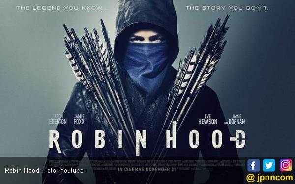 Reboot Robin Hood yang Terlalu Kekinian - JPNN.COM