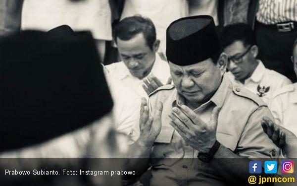 Habib Ali Doakan Cita-Cita Prabowo Dimudahkan. - JPNN.COM